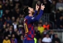Messi đạt được những kỷ lục nào sau khi ghi bàn đầu tiên cho Barca?