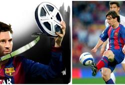 Sự tình cờ thú vị khi Messi ghi bàn đầu tiên cho Barca
