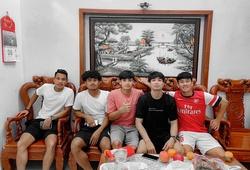 Sao bóng đá Việt ăn chơi, nghỉ lễ như thế nào dịp 30/4 - 1/5?