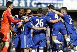 Tròn 5 năm Mourinho giúp Chelsea vô địch Ngoại hạng Anh sớm 3 vòng