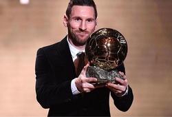 Messi được dự đoán đoạt Quả bóng vàng vào năm… 2025