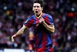 Messi lẽ ra ghi bàn đầu tiên cho Barca sớm hơn với một tình huống giống hệt