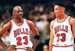 Michael Jordan từng lừa Scottie Pippen nhẵn ví như thế nào?