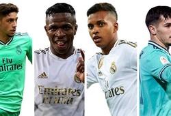 Real Madrid bỏ xa Barca về thời gian thi đấu dành cho cầu thủ U21