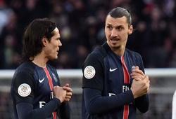 """Ibrahimovic """"ghét cay ghét đắng"""" một đồng đội ở PSG"""