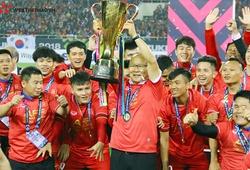 Tuyển Việt Nam cơ hội lớn bảo vệ thành công chức vô địch AFF Cup 2020, thầy Park trở thành số 1