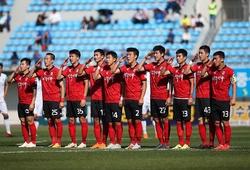 Đội bóng cũ của thầy Park chắc chắn xuống hạng dù K-League chưa khởi tranh