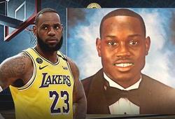 LeBron James phẫn nộ với clip giết người da màu gây chấn động nước Mỹ
