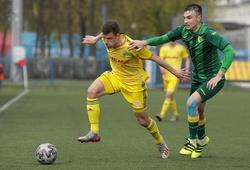 Trực tiếp Slavia Mozyr (R) vs Torpedo Zhodino (R): Lép vế tại tổ ấm