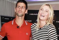 Djokovic từng kiếm kèo ăn tối của Sharapova như thế nào?