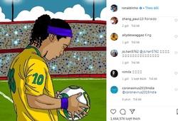 """Top 15 cầu thủ kiếm nhiều tiền nhất trên Instagram: Bất ngờ """"Rô vẩu"""""""