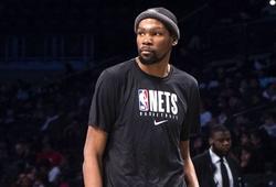 Kevin Durant mang tới tin buồn cho người hâm mộ NBA