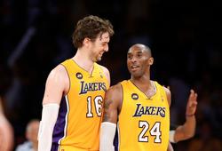Pau Gasol rất muốn khép lại sự nghiệp ở mái nhà xưa, LA Lakers có nên cân nhắc?