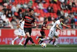 Trực tiếp Pohang Steelers vs Busan I'Park: Thất bại khó tránh