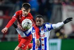 Heerenveen ưu tiên mua thêm hậu vệ