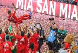10 kỷ lục trong lịch sử Bundesliga khi mùa giải thi đấu trở lại