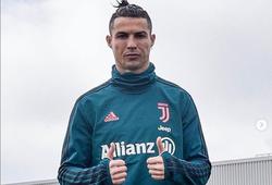 6 múi của Cristiano Ronaldo bị người hâm mộ nghi photoshop