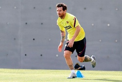 """Messi hoàn toàn sung mãn sau những ngày bị """"giam cầm"""""""