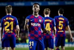 Thần đồng của Barca lập kỷ lục Cúp C1 và chơi ở… giải hạng 3