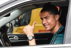 Ronaldo đạt tình trạng thế nào sau khi trở lại tập cùng Juventus?