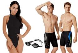 Những dụng cụ bơi cần thiết với người mới học bơi