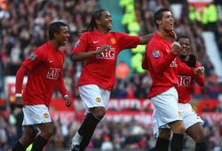 Nani tiết lộ về sự cạnh tranh gay gắt với Ronaldo khi còn ở MU