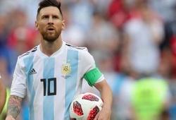 Messi mặc trang phục đặc biệt nhất cho thông điệp ngày 25/5