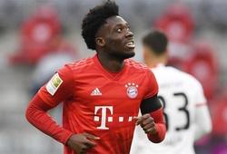 Hậu vệ Bayern Munich lại bứt tốc kinh ngạc trong chiến thắng 5 sao