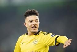 Sancho lập hat-trick đặc biệt tồn tại hơn 3 thập kỷ với Dortmund