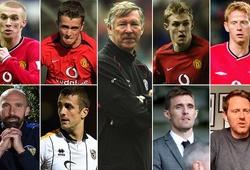 Điều gì xảy ra với 7 cầu thủ trẻ MU được Sir Alex dự báo tỏa sáng?