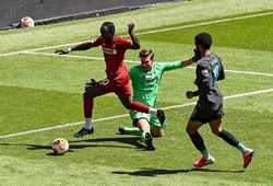 Đội hình Liverpool được xếp thế nào khi Mane và Keita ghi bàn?