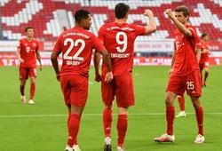 Bayern Munich trước cơ hội phá kỷ lục ghi bàn tồn tại gần 50 năm