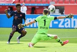 Vừa bị khích tướng, Coman lập luôn tuyệt phẩm cho Bayern Munich