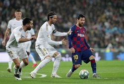 Lịch thi đấu La Liga 2019/20: Real Madrid bất lợi hơn Barca