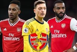 Arsenal có thể bán cả một đội hình gồm những ngôi sao nào?