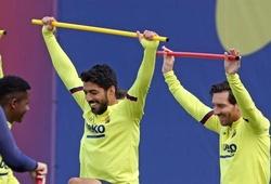 Bộ đôi ghi 339 bàn thắng của Barca sẽ tái xuất trước Malllorca