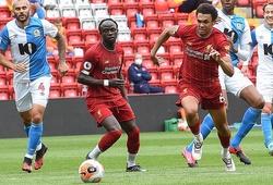 Sadio Mane giúp Liverpool thắng 6 bàn trong màn khởi động