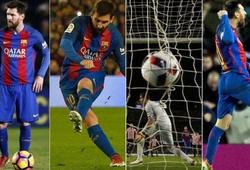 Messi nhắm tới mục tiêu ghi bàn bằng đá phạt khi La Liga trở lại