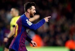 Messi đặc biệt lợi hại cho Barca từ... băng ghế dự bị
