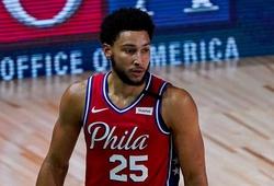 Philadelphia 76ers nhận tin buồn về chấn thương của Ben Simmons