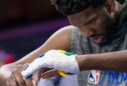 Embiid tiếp tục chấn thương, Philadelphia 76ers chồng chất khó khăn