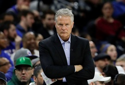 HLV Philadelphia 76ers bị sa thải sau khi thua trắng Boston Celtics