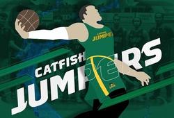 Cantho Catfish kết hợp cùng bóng rổ phong trào ra mắt đội trẻ Catfish Jumpers