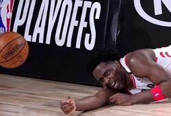 Toronto Raptors bị Boston Celtics hạ bệ sau game 7