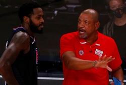 HLV LA Clippers chê học trò yếu tâm lý trong trận thua Mavericks