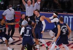 Luka Doncic phù phép, Mavericks cân bằng tổng tỉ số sau hiêp phụ