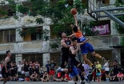Ớn lạnh với pha bóng tại HBL làm dậy sóng bóng rổ Hà Nội