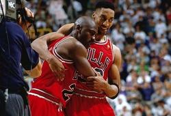 Michael Jordan thừa nhận không bị cúm ở The Flu Game