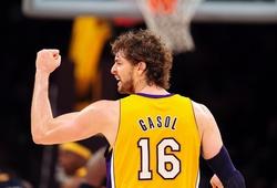 Pau Gasol muốn giải nghệ trong màu áo LA Lakers