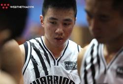 Tân binh Saigon Heat kể chuyện sáng tập bóng rổ, nửa đêm học online